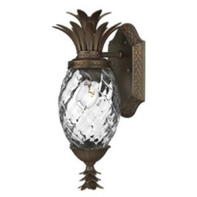 Hinkley Lighting 2226CB Plantation Cast Outdoor Lantern Fixture