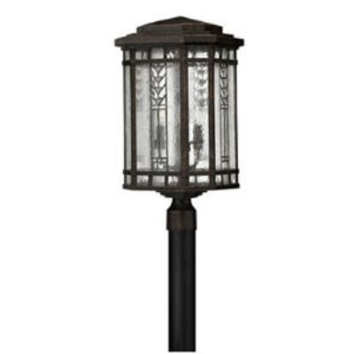 Hinkley Lighting 2241RB Tahoe Brass Outdoor Lantern Fixture