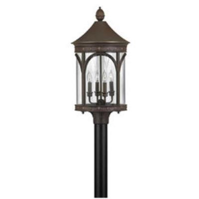 Hinkley Lighting 2311CB Lucerne Brass Outdoor Lantern Fixture