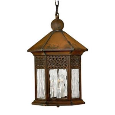 Hinkley Lighting 2992SN Westwinds Brass Outdoor Lantern Fixture