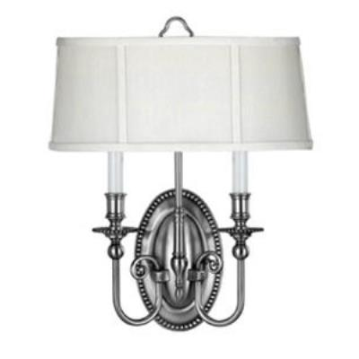 Hinkley Lighting 3610PW Cambridge 2 Light Wall Sconces