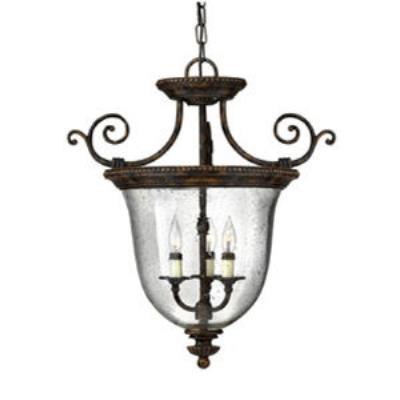 Hinkley Lighting 3713FB Rockford Chandelier