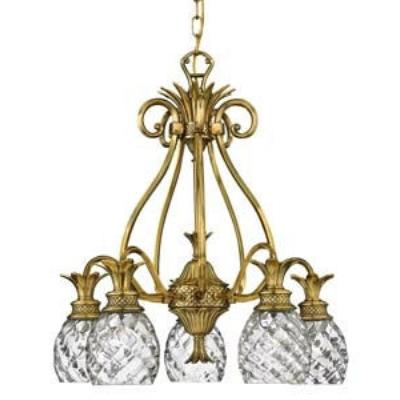 Hinkley Lighting 4885BB Plantation Chandelier