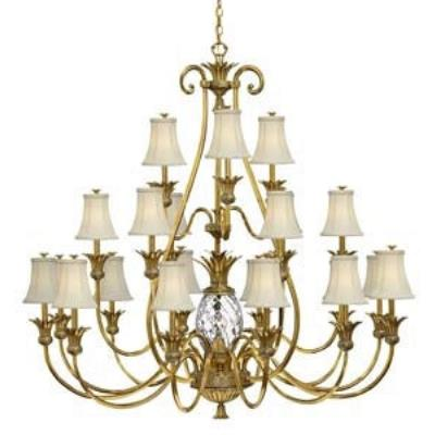 Hinkley Lighting 4889BB Plantation Chandelier