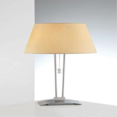 Holtkotter Lighting VL100ES Volkslampe - Two Light Table Lamp