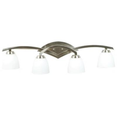 Jeremiah Lighting 14035 Viewpoint - Four Light Bath Bar