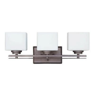 Craftmade Lighting 19721OB3 Amherst - Three Light Bath Vanity