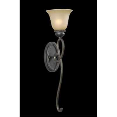 Jeremiah Lighting 25231-MB Highland Place - One Light Wall Sconce