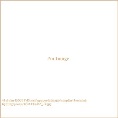 Jeremiah Lighting 26122-BZ Spencer - Two Light Semi-Flush Mount