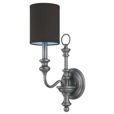 Jeremiah Lighting 28561-AN Willow Park - One Light Wall Sconce