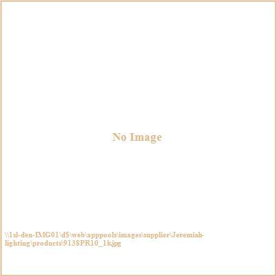 Jeremiah Lighting 9138PR10 Toscana - Ten Light 2-Tier Chandelier