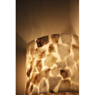 Justice Design ALR-5550 Clips Square Wall Sconce (ADA)
