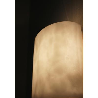Justice Design CLD-8776 Dakota 3-Light Curved-Bar Wall Sconce