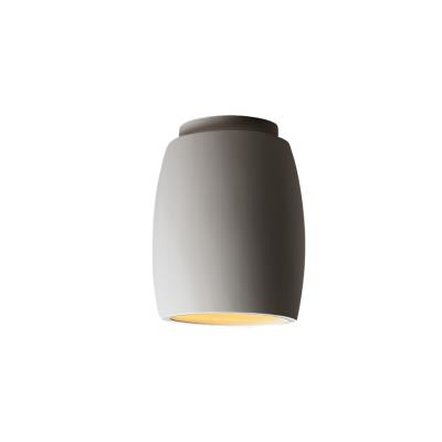 Justice Design 6130W Flush-mount Curved Outdoor