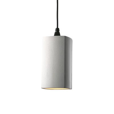 Justice Design 6210 Rectangle Pendant