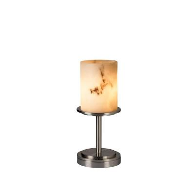 Justice Design CLD-8799 Dakota - One Light Tall Table Lamp