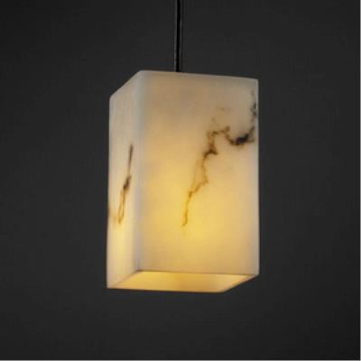 Justice Design FAL-8816 Lumenaria - One Light Mini-Pendant