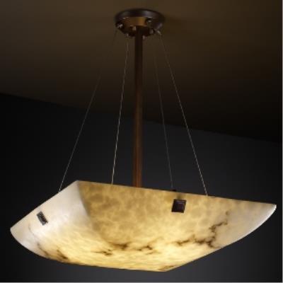 "Justice Design FAL-9664 36"" Pendant Bowl"