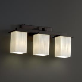 Justice Design FSN-8673 Montana 3-Light Bath Bar