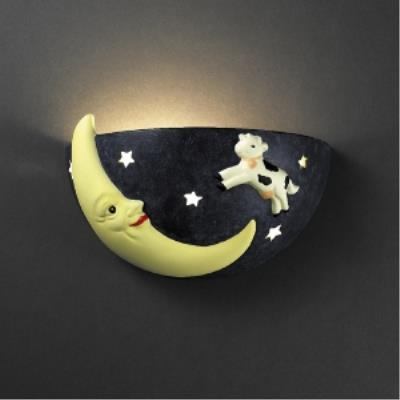 Justice Design KID-3330 Cow Jumping Over Moon