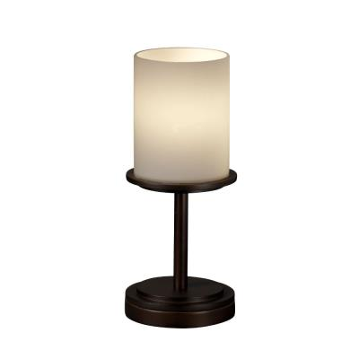 Justice Design FSN-8798 Dakota 1-Light Table Lamp (Short)