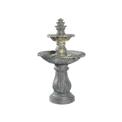Kenroy Lighting 02254 Venetian Tiered Floor Fountain