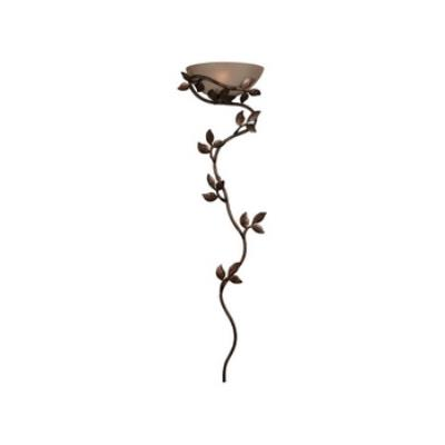 Kenroy Lighting 20624GLBR Flower Vine Wallchiere