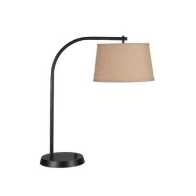 Kenroy Lighting 20952ORB Sweep - One Light Table Lamp