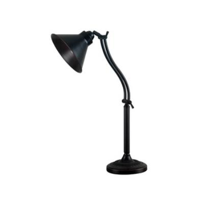 Kenroy Lighting 21397ORB Amherst Adjustable Desk Lamp