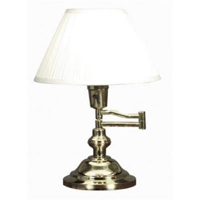 Kenroy Lighting 30163 Classic Swing Arm Desk Lamp