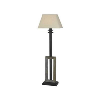 Kenroy Lighting 30516SL Egress - One Light Outdoor Floor Lamp