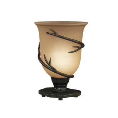 Kenroy Lighting 30913BRZ Twigs Torchiere Table Lamp