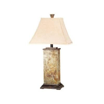Kenroy Lighting 31202 Bennington - One Light Table Lamp