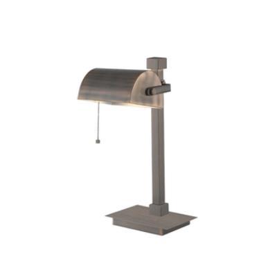 Kenroy Lighting 32008VC Welker - One Light Desk Lamp