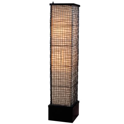 Kenroy Lighting 32250BRZ Trellis - Two Light Outdoor Floor Lamp