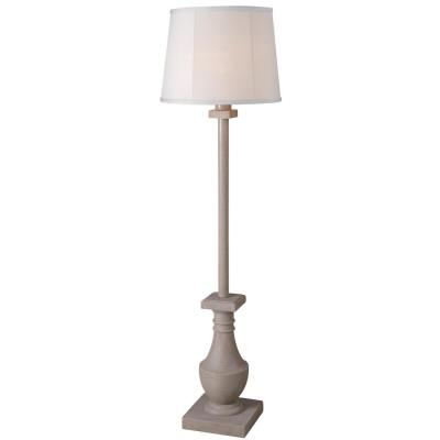 Kenroy Lighting 32269COQN Patio - One Light Outdoor Floor Lamp