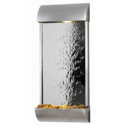"Kenroy Lighting 50052STST Waterville - 32"" Wall Fountain"