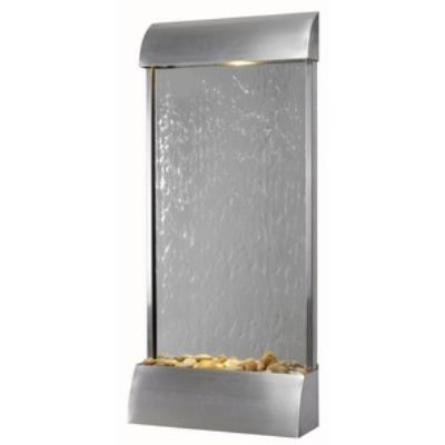 "Kenroy Lighting 50053STST Waterville - 42"" Floor/Wall Fountain"