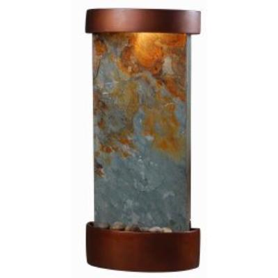 Kenroy Lighting 53238SL Midstream Table/Wall Fountain