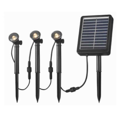 Kenroy Lighting 60504 LED Solar String Spot