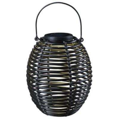 Kenroy Lighting 60530RAT Coil - LED Solar Lantern