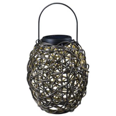 Kenroy Lighting 60533RAT Tangle - LED Solar Lantern