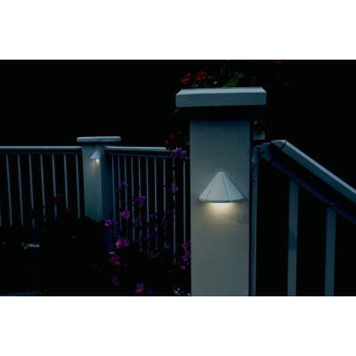 Kichler Lighting 15765 Low Voltage LED Deck Light
