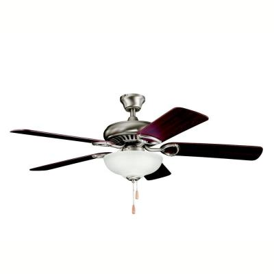 """Kichler Lighting 339211 Sutter Place Select - 52"""" Ceiling Fan with Light Kit"""