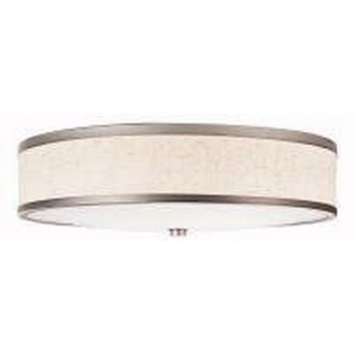Kichler Lighting 10824 Three Light Flush Mount
