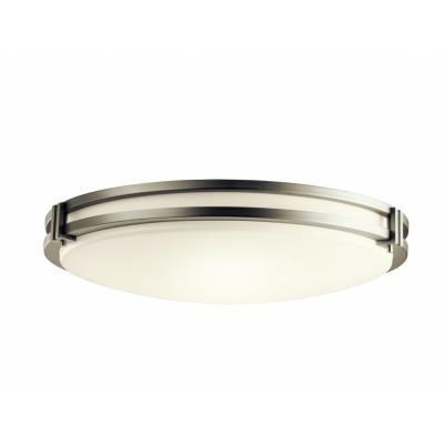 Kichler Lighting 10828NI Verve - Three Light Flush Mount