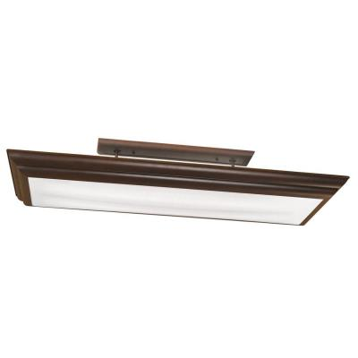 Kichler Lighting 10847OZ Chella - Four Light Linear Ceiling Mount