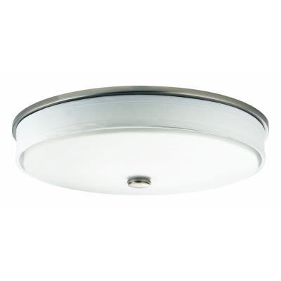 Kichler Lighting 10886NI Santiago - Three Light Flush Mount