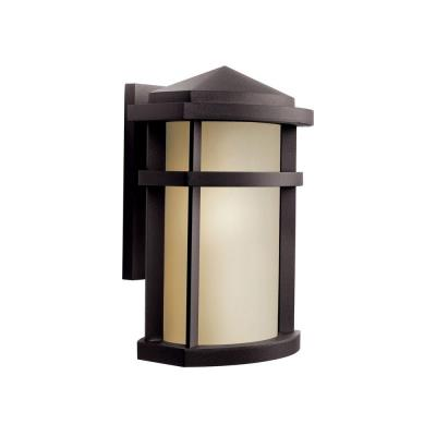 Kichler Lighting 11068AZ Lantana - One Light Outdoor Lantern