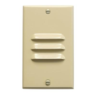 Kichler Lighting 12606IV Accessory - Line Voltage Vertical Louver Non Dimmable
